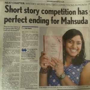 Mahsuda Leicester Mercury